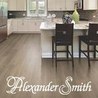 Save on Alexander Smith laminate this month at Abbey Carpet & Floor!